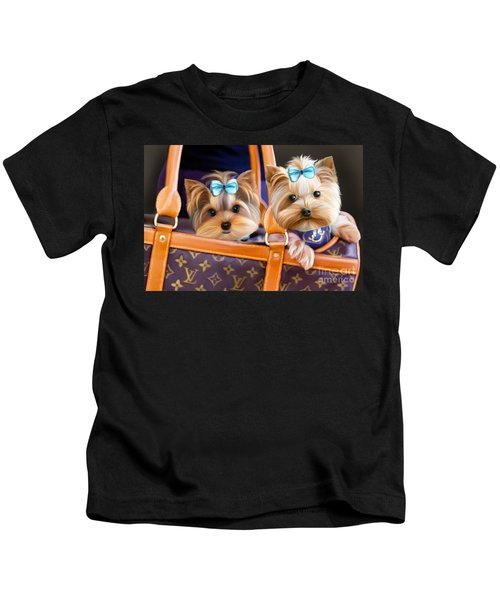 Coco And Lola Kids T-Shirt