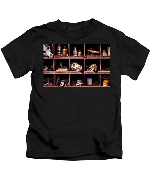 Collection At Techatticup Gold Mine Kids T-Shirt