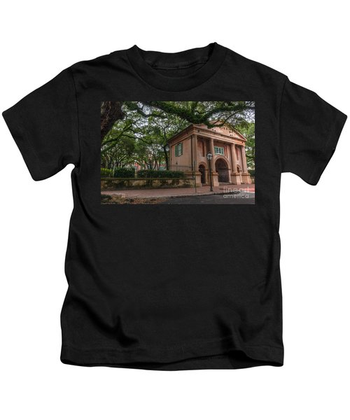 College Of Charleston Campus Kids T-Shirt