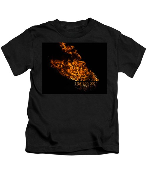 Fire Cresset Kids T-Shirt