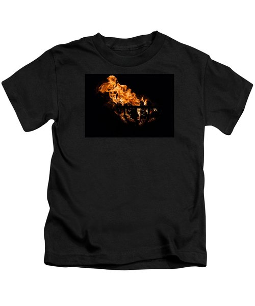 Fire Cresset Two Kids T-Shirt