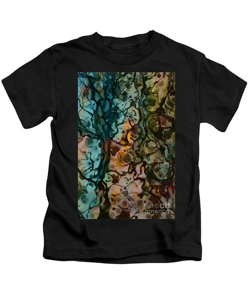 Color Abstraction Xvi Kids T-Shirt