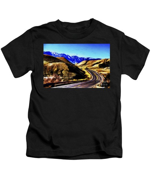 Color My Road Kids T-Shirt