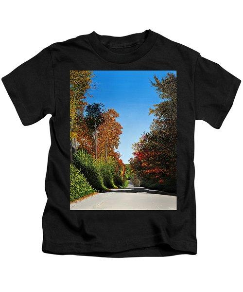 Colours Of Caledon Kids T-Shirt