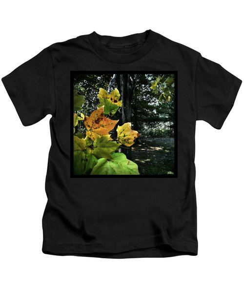 Coming Of Fall Kids T-Shirt