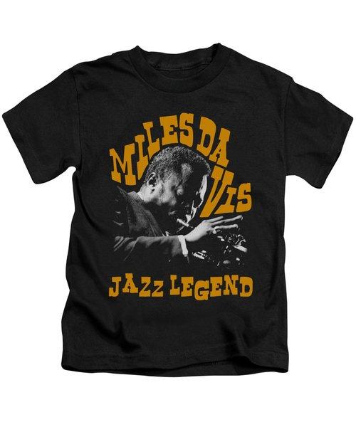 Concord Music - Jazz Legend Kids T-Shirt