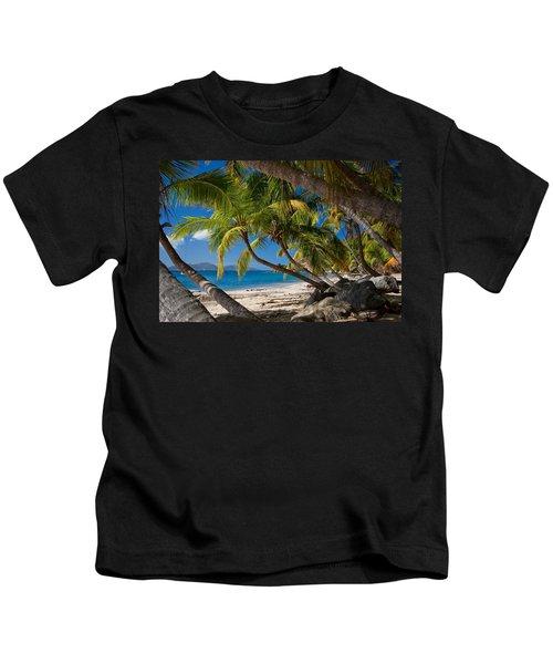 Cooper Island Kids T-Shirt