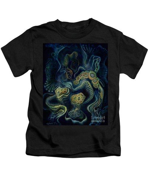 Coral Dive Kids T-Shirt