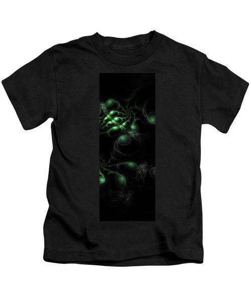 Cosmic Alien Eyes Original 2 Kids T-Shirt