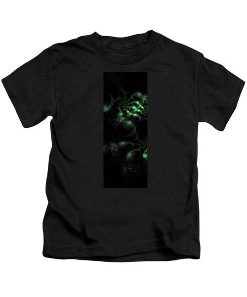 Cosmic Alien Eyes Original Kids T-Shirt