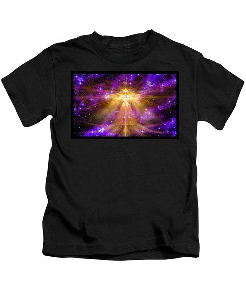 Cosmic Angel Kids T-Shirt