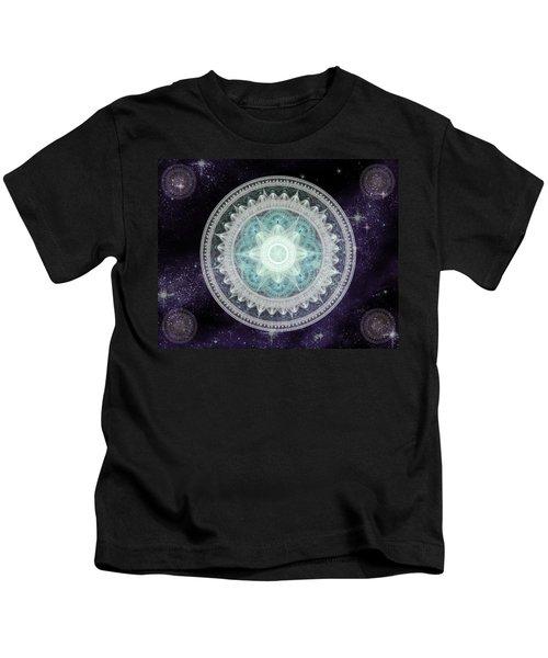 Cosmic Medallions Water Kids T-Shirt