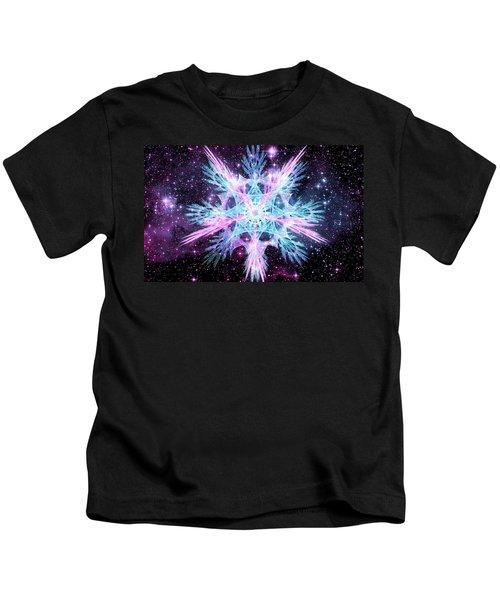 Cosmic Starflower Kids T-Shirt