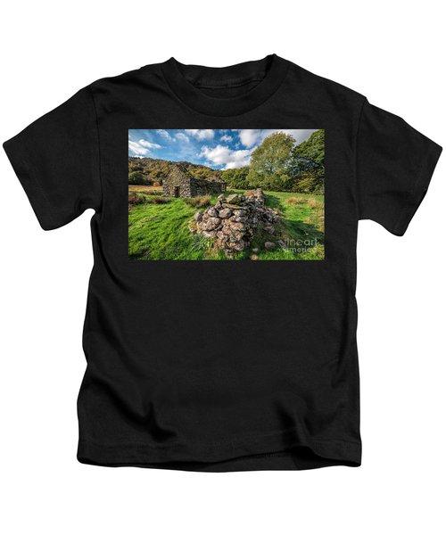 Cottage Ruin Kids T-Shirt