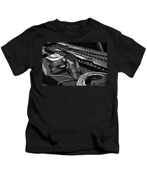 Cowboy Up Kids T-Shirt