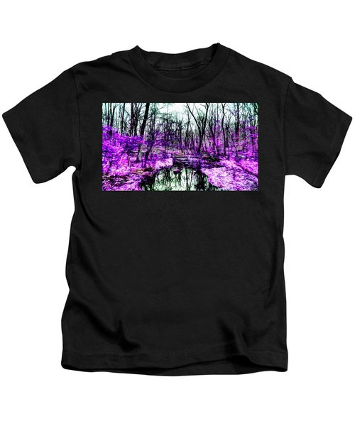 Creek By Purple Kids T-Shirt