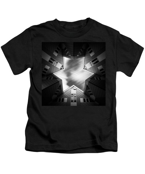 Cubic Star Kids T-Shirt