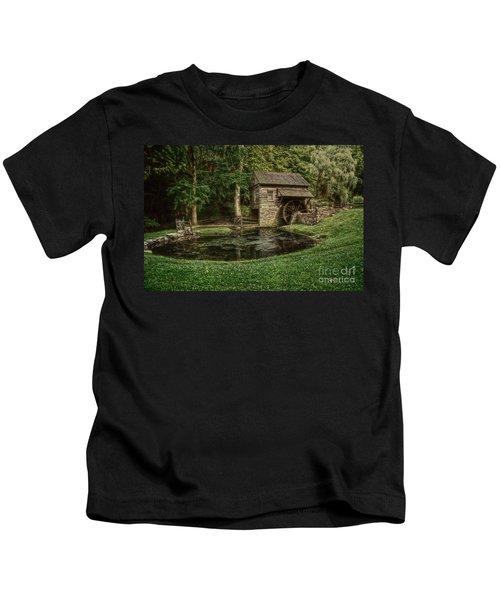 Cuttalossa Farm In Summer I Kids T-Shirt