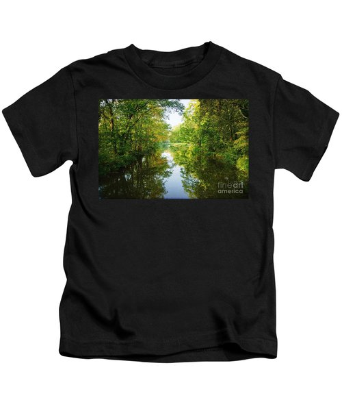 D And R Canal  Kids T-Shirt