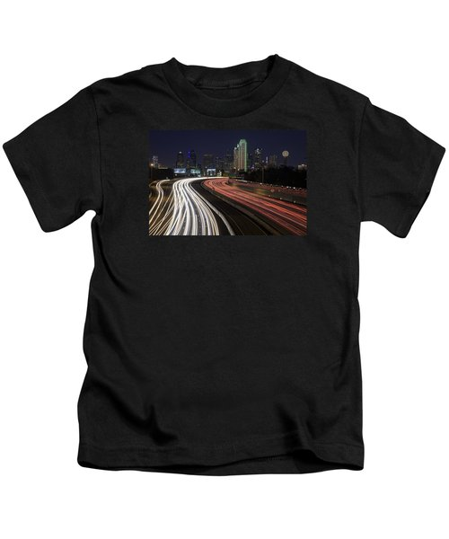 Dallas Night Kids T-Shirt