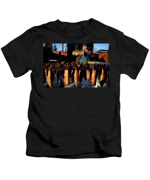 Dan Anderson Kids T-Shirt