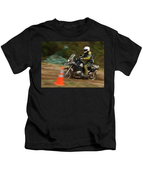 Dan In The Sand Kids T-Shirt