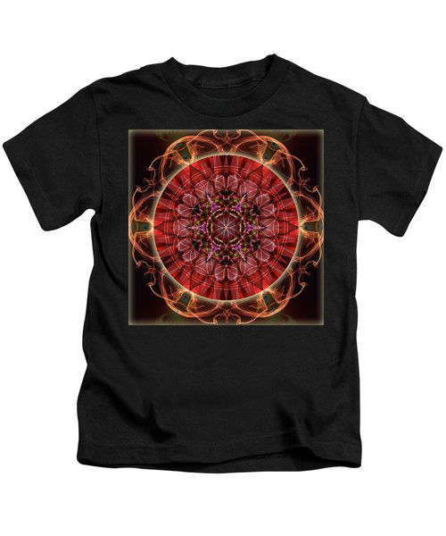 Dancing With The Solar Flares Kids T-Shirt