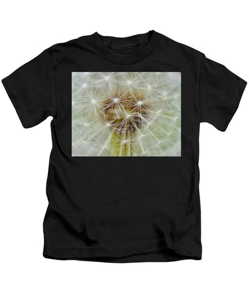 Dandelion Matrix Kids T-Shirt