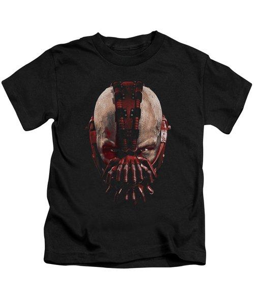 Dark Knight Rises - Bane Mask Kids T-Shirt
