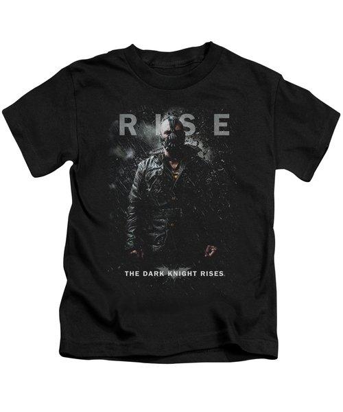 Dark Knight Rises - Bane Rise Kids T-Shirt