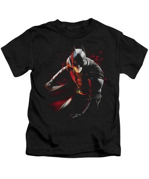 Dark Knight Rises - Ready To Punch Kids T-Shirt