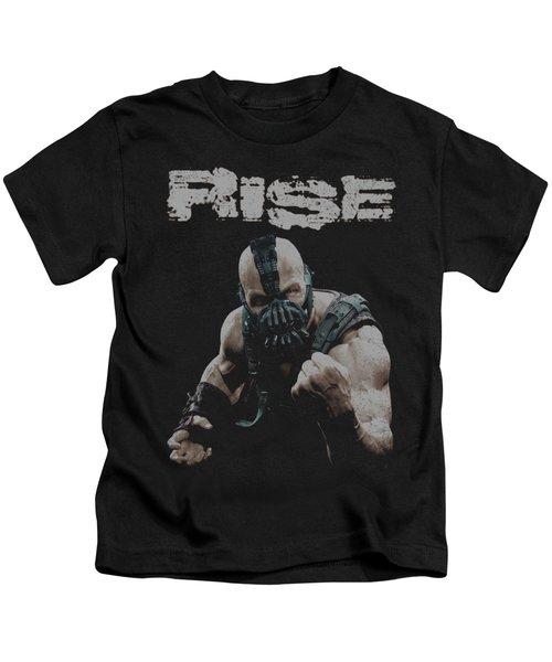 Dark Knight Rises - Rise Kids T-Shirt