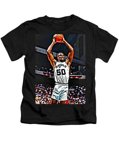 David Robinson Kids T-Shirt