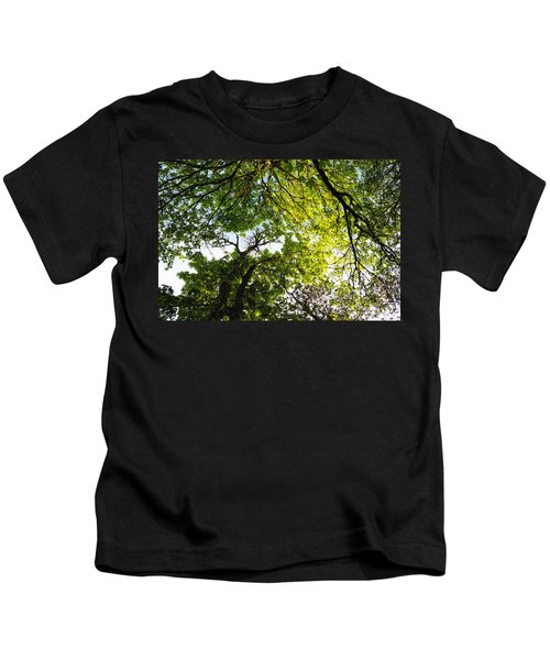 Daydreaming In The Hammock Kids T-Shirt