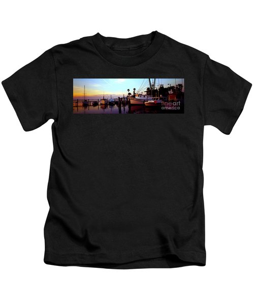 Daytona Beach Fl Last Chance Miss Hazel And Sonny Boy Kids T-Shirt