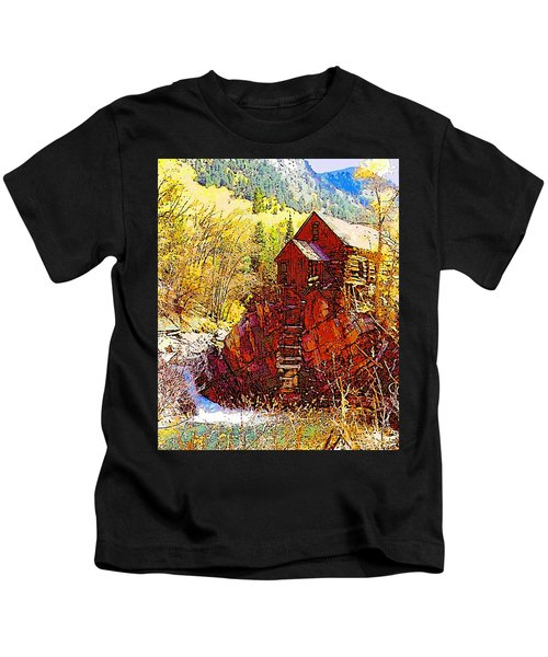 Deadhorse Mill Kids T-Shirt