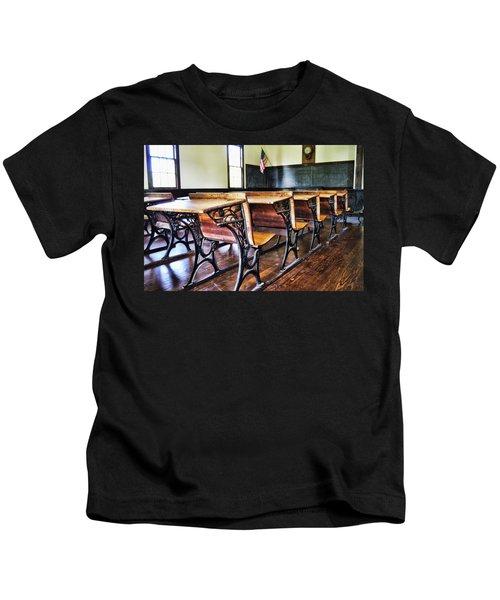 Dear Old Golden Rule Days Kids T-Shirt