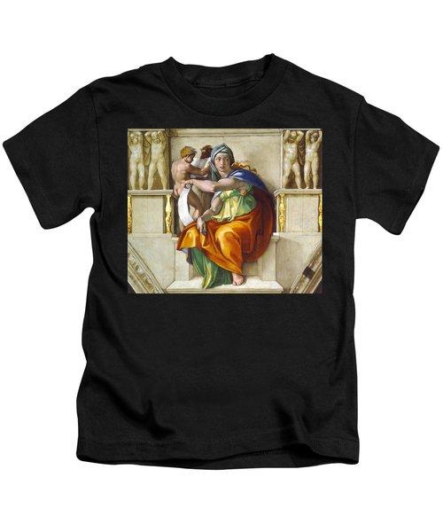 Delphic Sybil Kids T-Shirt