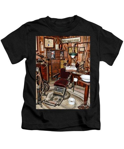 Dentist - The Dentist Chair Kids T-Shirt