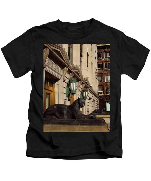 Denver Architecture 2 Kids T-Shirt
