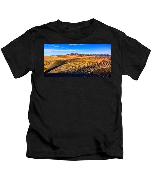 Desert Lines Kids T-Shirt