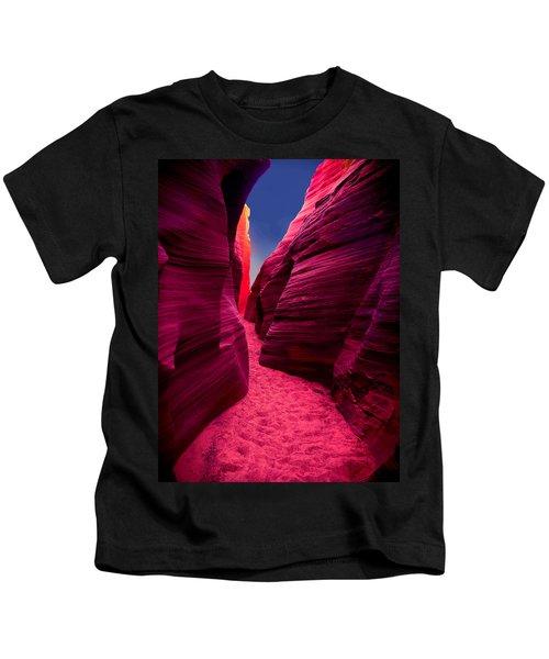 Desert Maze Kids T-Shirt