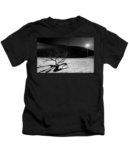 Desert Sunset Kids T-Shirt