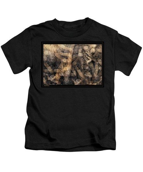 Desert Twigs Kids T-Shirt