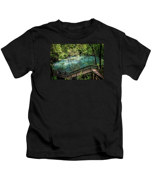 Devil's Millhopper Kids T-Shirt