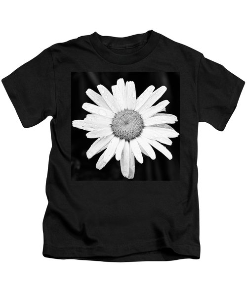 Dew Drop Daisy Kids T-Shirt