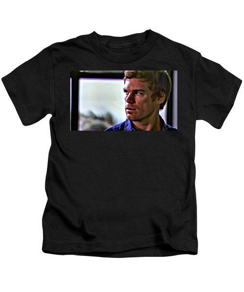 Dexter Morgan Kids T-Shirt
