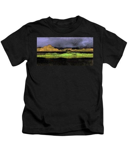 Digital Powell Kids T-Shirt