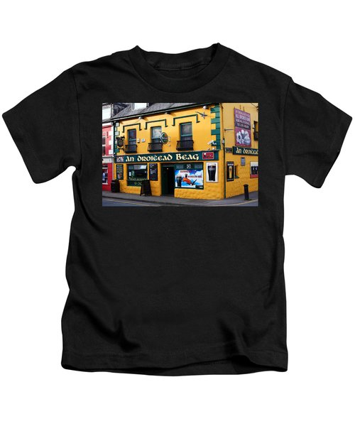 Dingle County Kerry Ireland Kids T-Shirt