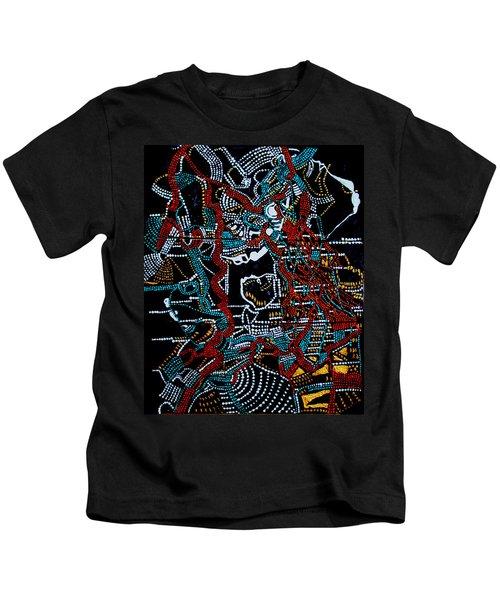Dinka - South Sudan Kids T-Shirt